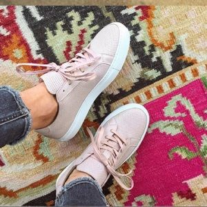 Greats The Royale Perforated Blush 9